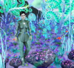 Alien Forest by kittenwylde