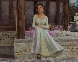 Merchant's Daughter by kittenwylde