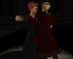 Danse Macabre by kittenwylde