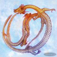 Dragon Dance by kittenwylde