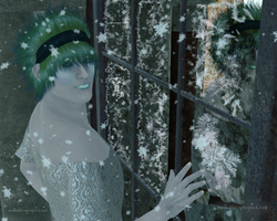 Jack Frost by kittenwylde
