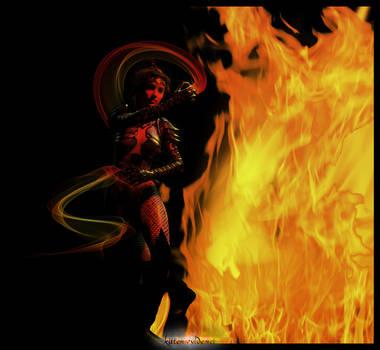 Firedancer by kittenwylde