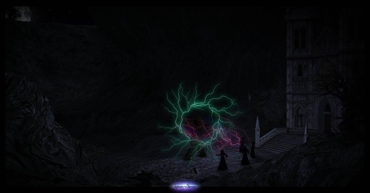 Dark Brotherhood by kittenwylde