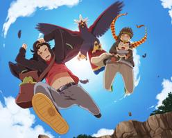 Jump by ichan-desu