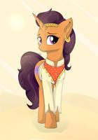 Sand Pony by WolfyPon