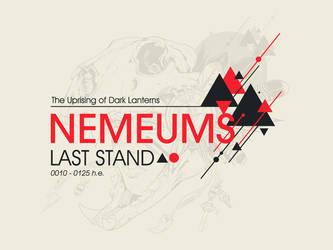 Nemeums Last Stand 'Title art' by jfe