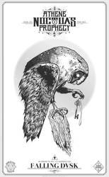 Athene Noctua's Prophecy (DARK-MATTER. SOON) by jfe