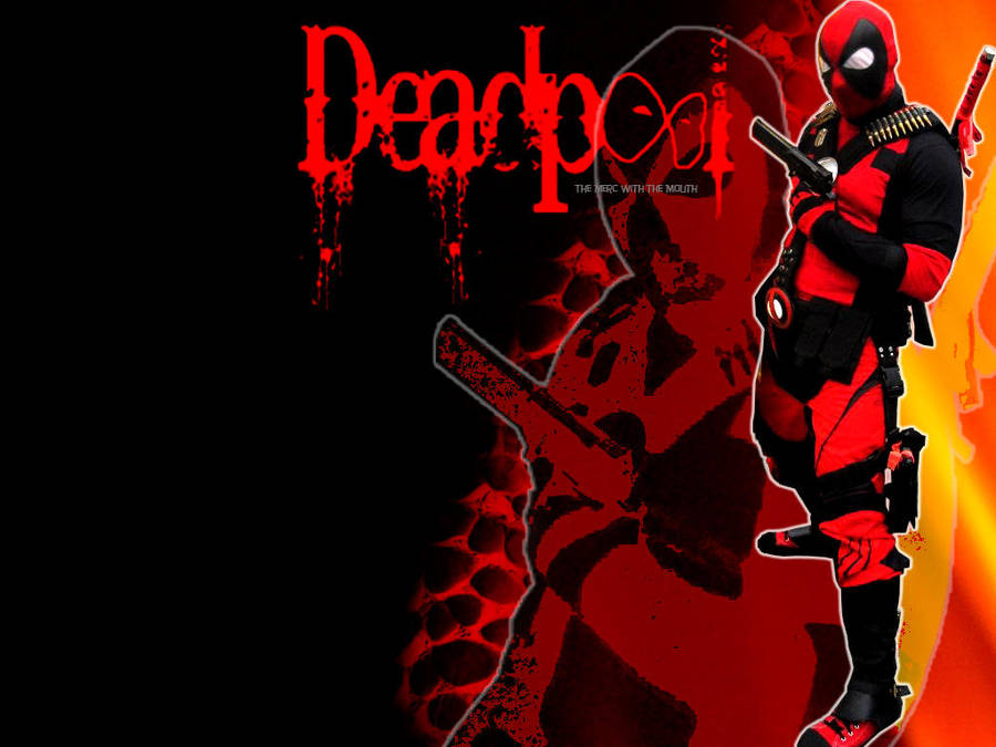 Awesome Deadpool Wallpaper By Dpforprez On Deviantart