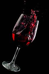 Oops! Wine Glass Splash by ShogunMaki