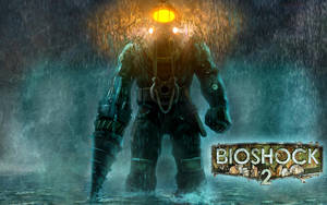 BioShock - Rainman: Big Daddy by PsychicAbyss88