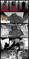 TC: The Way Out by AstroCrush