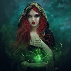 Incantation by Eireen