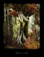 Broceliande by Eireen