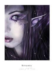 Titania by Eireen