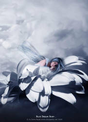 Flower Fairy_Blue Dream by Eireen