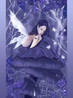 My purple fantasy by Eireen