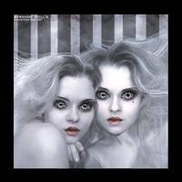 Strange dolls by Eireen