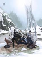 Beorn's team by Vyrhelle-VyrL