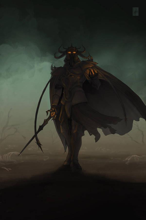 Come on the dark side... by Vyrhelle-VyrL