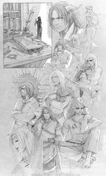 Sketchbook 2 :: preview by Vyrhelle-VyrL