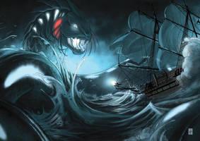 Leviathan by Vyrhelle-VyrL