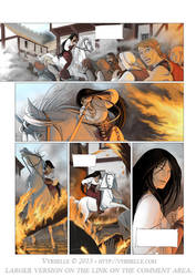 Les Chroniques d'Arcea Livre 2, page 4 by Vyrhelle-VyrL
