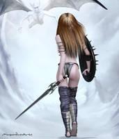 Attack by Mirandus-Arts