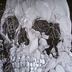 skull and bones by gnomzdziupli