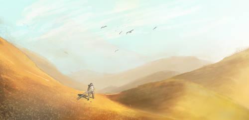 Unknown Destination. by SprinKah