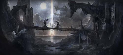 Gothic Sci Fi 1 by SprinKah