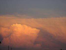 Cloudy high by maxhammar