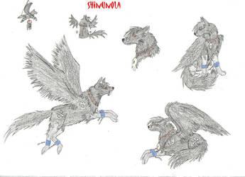 Fiche-Shinunola by Ladyemeraldas