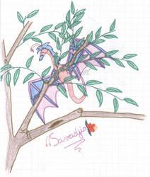 Savadjia-Little Dragon by Ladyemeraldas