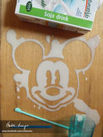 MILKey Mouse by NadienSka