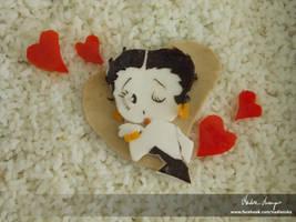 Betty Boop by NadienSka