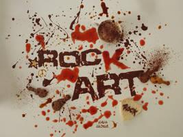 Rock Art Logo by NadienSka
