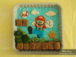 Super Mario by NadienSka