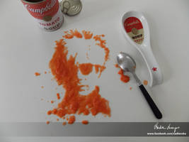 Andy Warhol by NadienSka
