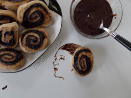 Princess Leia's Buns by NadienSka
