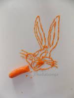 Bugs Bunny by NadienSka