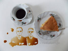 Men in Black by NadienSka