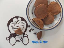 Doraemon by NadienSka