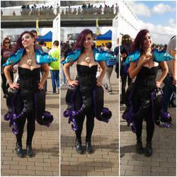 My hand-made Ursula costume by NadienSka