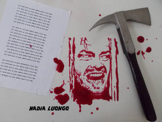 The Shining by NadienSka