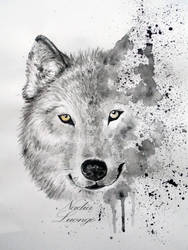 Save the Wolf by NadienSka