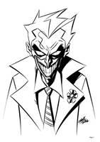 Joker by jerkmonger