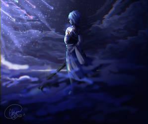 it's too late by Akayri