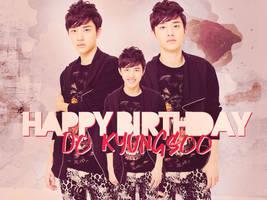 HAPPY BIRTHDAY DO KYUNGSOO!! by kamjong-kai