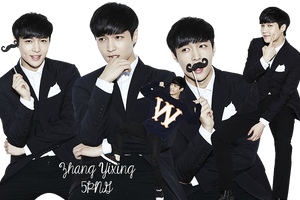 EXO Lay PNG Pack {Birthday Fanmeeting Promo} by kamjong-kai