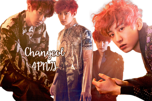 EXO Chanyeol PNG Pack {W Korea EXOclusive} by kamjong-kai